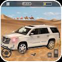 Offroad Jeep Driving  4x4 Desert Adventure icon