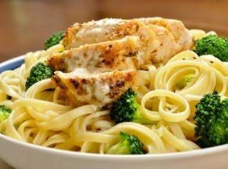 Chicken Scampi With Scampi Butter Sauce