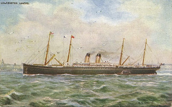 Photo: CELTIC (CUNARD WHITE STAR LINE)