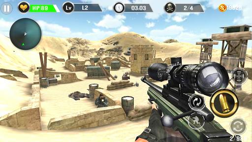 Mountain Sniper Shooting  screenshots 4