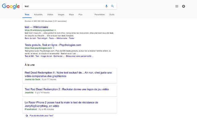 Hide Google Ads