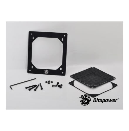 Bitspower radiatorgrill, 120
