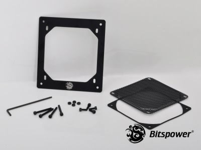 Bitspower radiatorgrill, 120