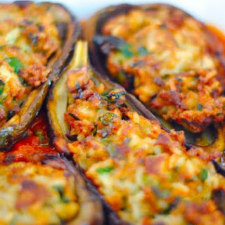 Stuffed Baby Eggplant Recipe
