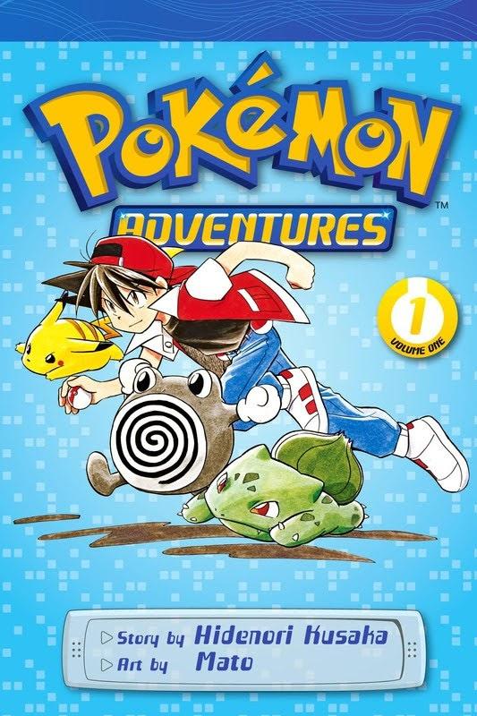 Pokémon Adventures (v01-v22) (2009)