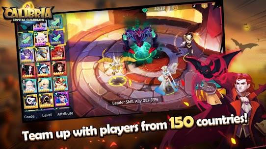 Calibria Crystal Guardians MOD (Damage Multiplier/Unlimited Skills) 5