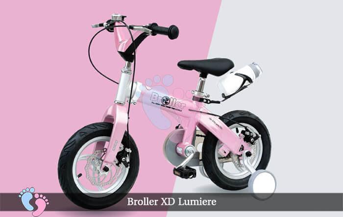 Xe đạp cho bé Broller XD Lumiere ss 4