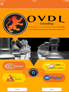 OvdL Consulting- screenshot thumbnail