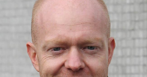 Jake Wood dedicates Soap Award win to Barbara Windsor