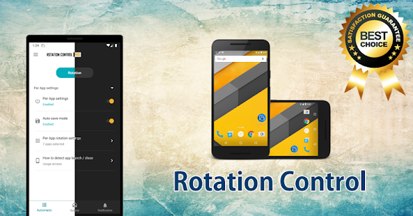 Rotation Control Pro Screenshot