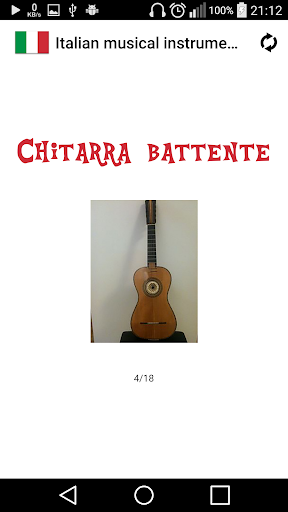 Italian musical instruments