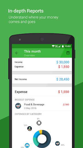 Money Lover Money Manager v3.6.42 [Premium]