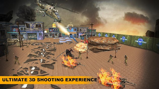 Special Forces Missions apk screenshot