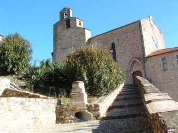 photo de Eglise de Roquebrun