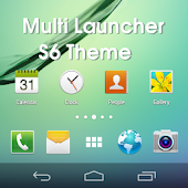 Multi Launcher Theme Galaxy S6