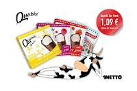 Angebot für Quarki bei Netto (mit Hund) im Supermarkt