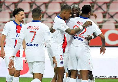 Ligue 1 : le PSG roule sur Dijon, Metz continue de surprendre