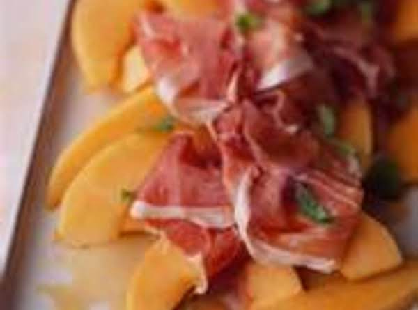 Prosciutto And Melon Salad Recipe