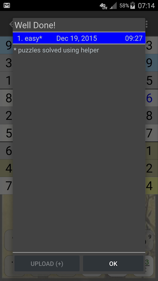 Sudoku Premium- screenshot
