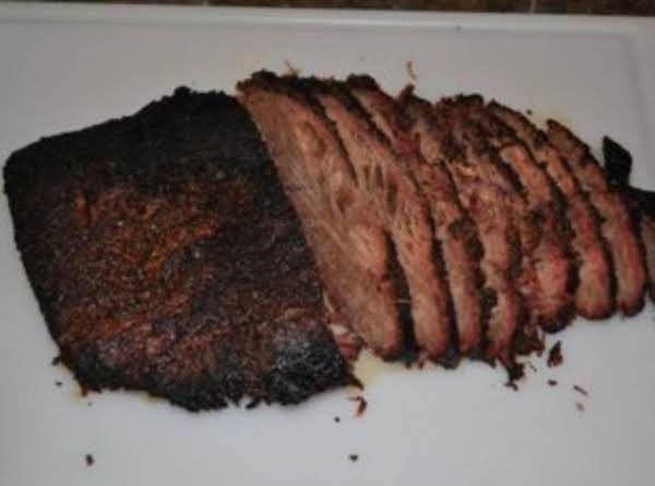 Timmy's Texas Spicy Beef Brisket Recipe