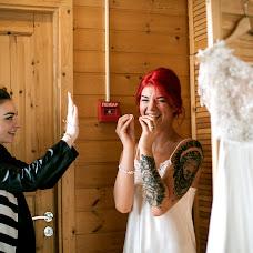 Wedding photographer Olga Shevchenko (BEZMATA). Photo of 01.03.2017