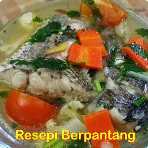 Image result for lauk berpantang