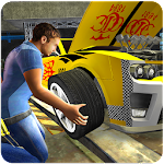 Sports Car Mechanic Simulator Icon