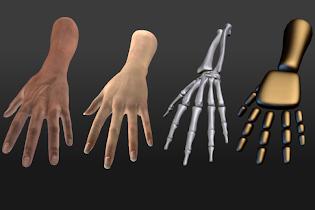 Hand Draw 3D Pose Tool FREE - screenshot thumbnail 24