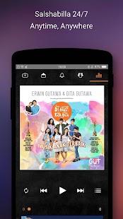 Salshabilla Official App - náhled