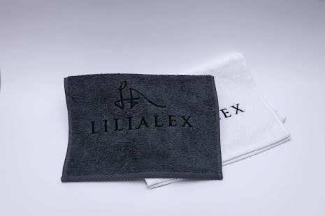 Towel Limited Edition Graphite 85x30