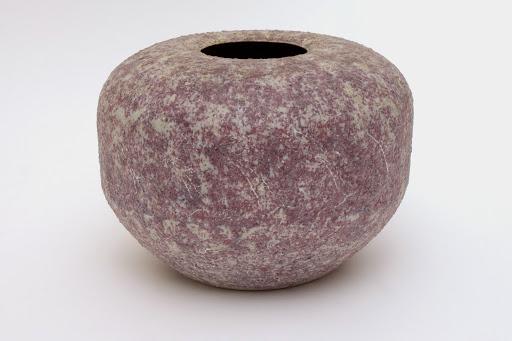 Chris Carter Large Ceramic Jar 20