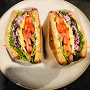 Veggie Delight Sandwich