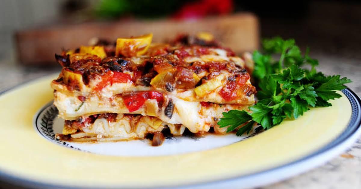 10 Best Vegetable Lasagna No Boil Noodles Recipes
