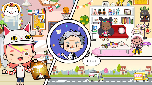 Screenshot for Miga Town: My Vacation in United States Play Store