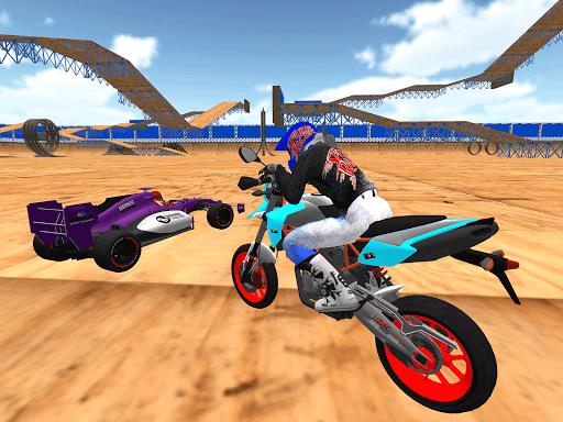 motorcycle infinity driving simulation extreme  screenshots 5