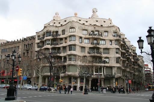 Sightseeing Barcelona 2007
