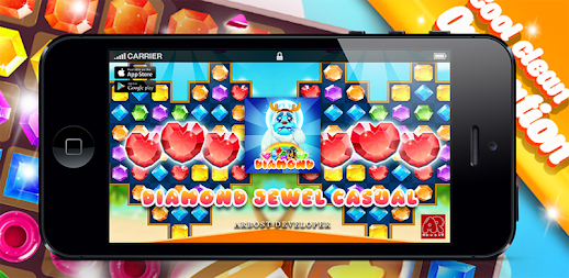 Diamond Jewel Treasure Casual APK