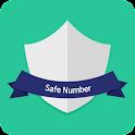 안심번호 안전번호 icon
