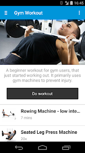 Personal Fit Training- screenshot thumbnail