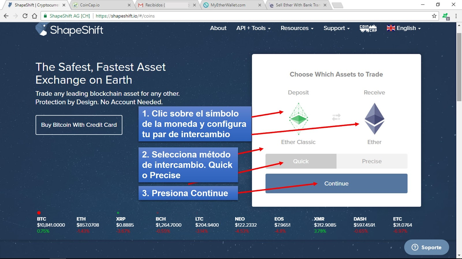 How To Set Up Monero Gui Wallet 1060 Hashrate For Monero