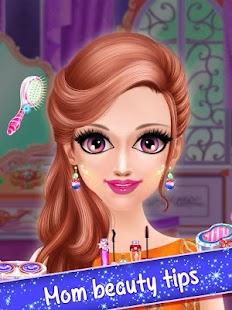 Mom Fashion Salon - Spa Makeover & Dressup Games - náhled