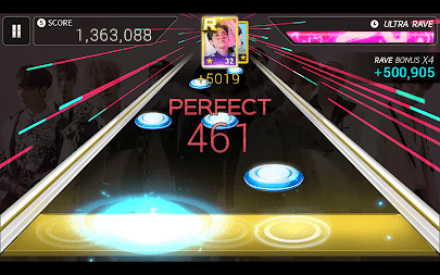 SuperStar SMTOWN APK screenshot thumbnail 24