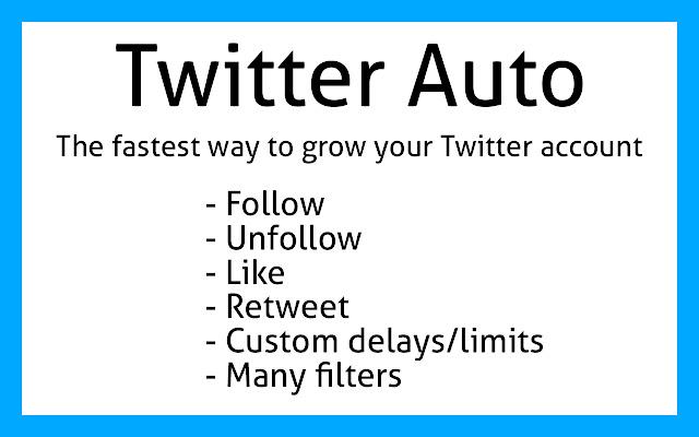 Twitter Auto