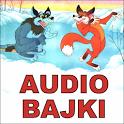 Audio Bajki dla dzieci polsku za darmo icon
