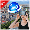 VR 360 MediaPlayer:360VideoPlayer 360 ImageViewer icon