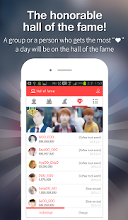 App Kpop Star ♡ - Idol ranking APK for Windows Phone