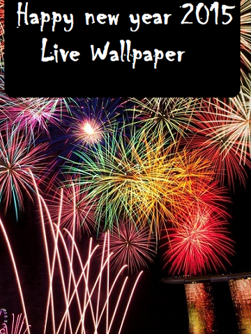 New Year  Live Wallpapers Screenshot