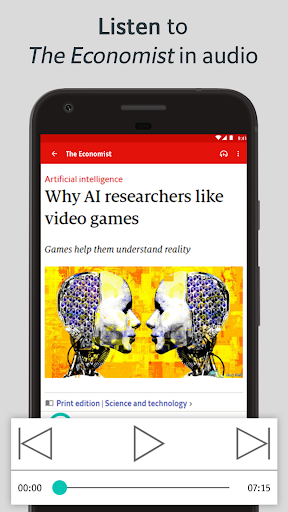 The Economist screenshot 5