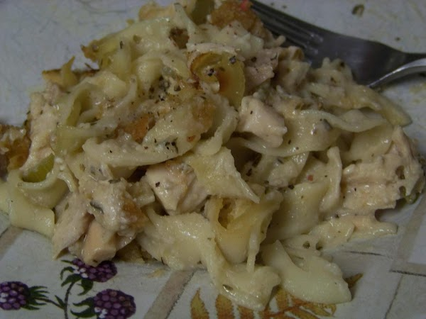 Savoury Chicken Casserole Recipe