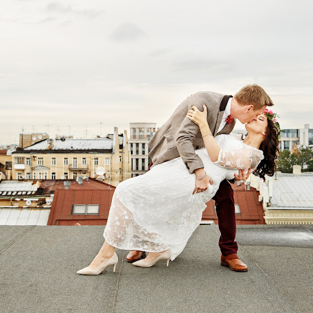 Wedding photographer Timofey Matusovskiy (MTMPHOTO). Photo of 04.02.2018